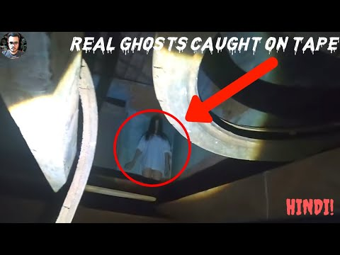 Top 6 Real Scary Ghost Videos Recorded By Ghost Hunters & Youtubers In There Camera