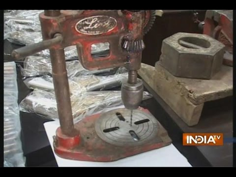 Three Arrested for Running Illegal Gun Factory in Delhi