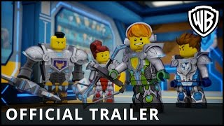 LEGO® NEXO Knights: Season 1 - Official Trailer - Warner Bros. UK