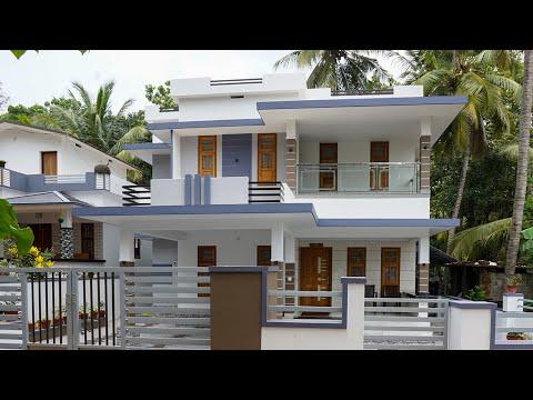 home exterior and interior