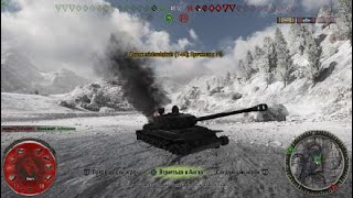 World of Tanks т-44 говно .