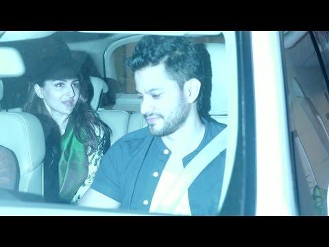 Pregnant Soha Ali Khan SPOTTED At Kareena Kapoor's House
