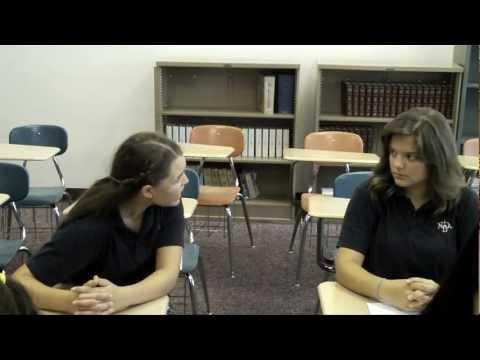NDA Executive Student Council Opening Video 2012