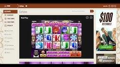 CAFE CASINO online slots review & playing CATSINO free spins || #SlotsForThePlayers