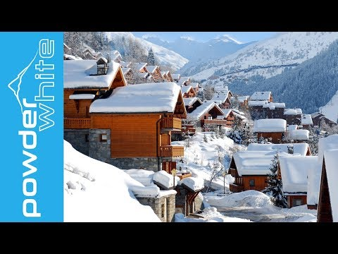 Meribel Ski Resort | HD (2018)
