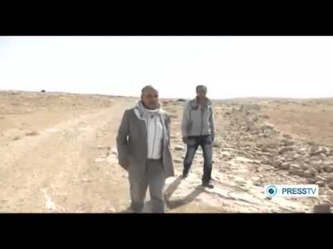 Settlers poison Palestinians water well!!? News about israHell occupation