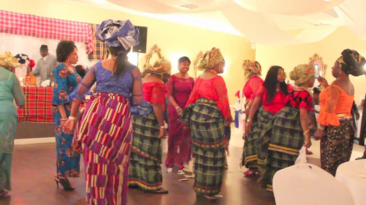 Kalabari Tribe of Nigeria Women Dance