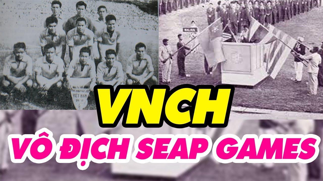 Lịch Sử Bóng Đá VNCH Từng Thắng Thái Lan, Vô Địch Đông Nam Á Đã Diễn Ra Như Thế Nào