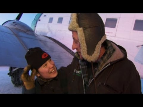 Ice pilots welcome back audrey youtube for Spiegel ice pilots