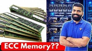 ECC Memory!!! The Reliable Memory - ECC Vs Non ECC Memory Explained