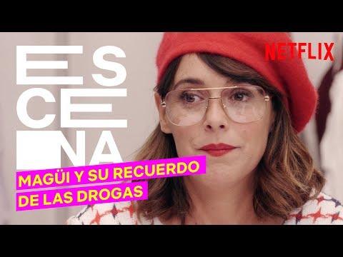 Magüi y su recuerdo de las drogas   Paquita Salas   Netflix España