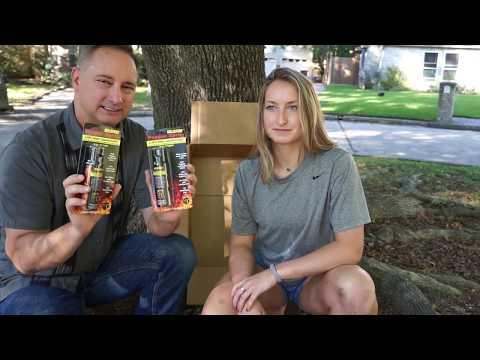 Pepper Spray Fogger Vs Stream