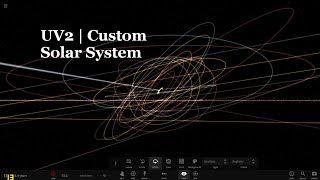 Universe Sandbox 2 | Custom Solar System |