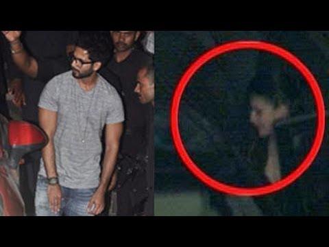 Shahid Kapoors Late Night Date With Jacqueline Fernandez