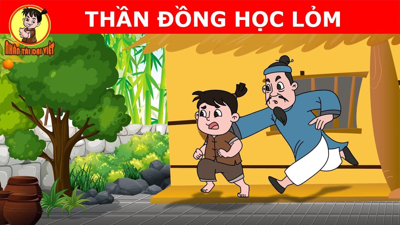 QUÀ TẶNG CUỘC SỐNG – Phim hoạt hình thần đồng đất việt | Thần Đồng Học Lỏm