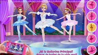princesa bailarina en español, juegos de princesas bailarinas 2016 HD
