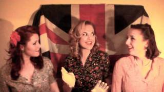 Boogie Woogie Bugle Boy - The Three Belles