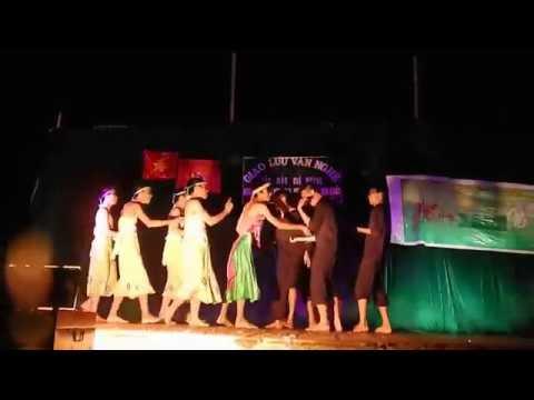 Múa Tát nước đầu đình - Version CLB SVTH HUMG