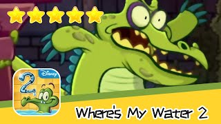 Where's My Water 2 Level 48 3 Walkthrough Exciting Adventure! Recommend index five stars a