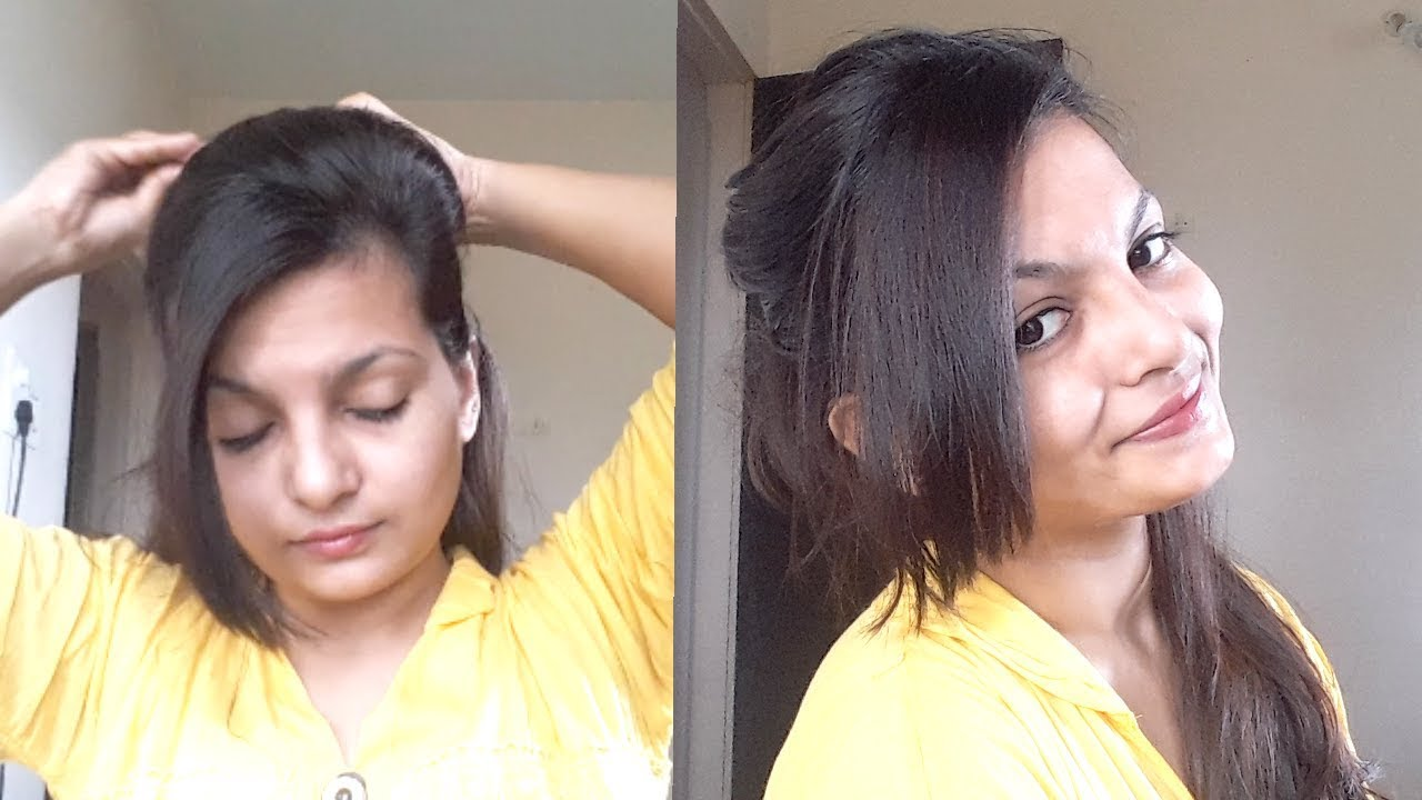 How To Cut Front Fringes Flicks Bangs Side Swepts Easily At Home Alwaysprettyuseful By Priyachavaan Youtube