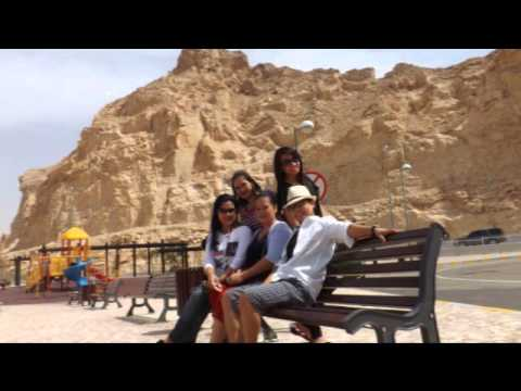 Road trip sa UAE