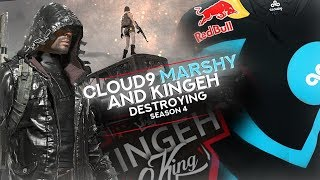 Cloud9 Marshy GOD IGL!