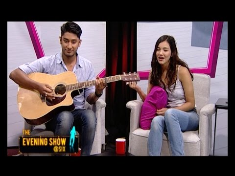 AXATA-Jhilimili Raatma - Tihar Song (LIVON-THE EVENING SHOW @S!X)