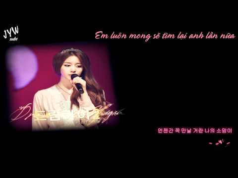 [Karaoke + Vietsub] Day after Day - The Dreamer - Park Jiyeon