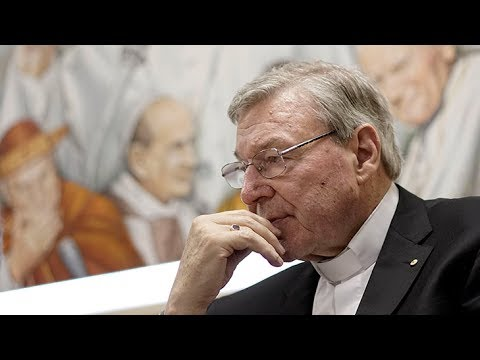 Cardinal George Pell charged with historical sex abuse offences
