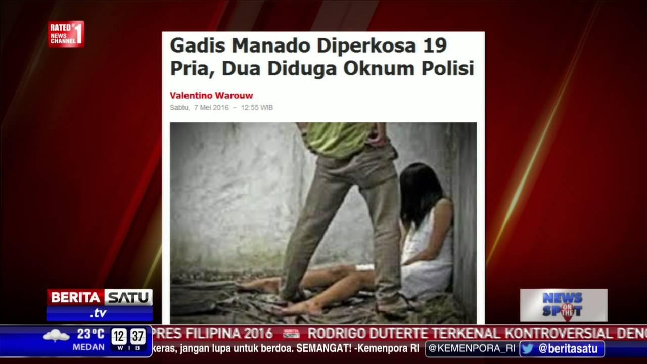 Download Gadis di Manado Diperkosa 19 Pria Hingga Linglung