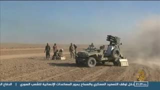 القوات العراقية تتقدم وتنظيم الدولة يتراجع بمحافظة نينوى