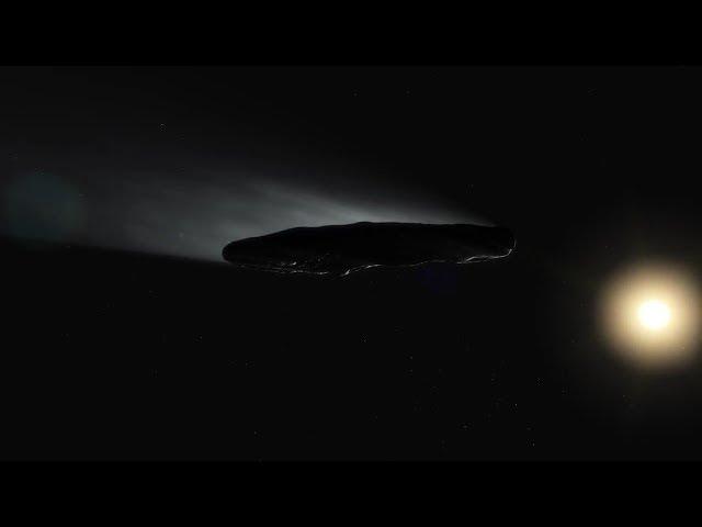 Is 'Oumuamua a Comet?
