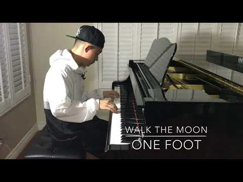 Walk The Moon - One Foot (PIANO COVER)
