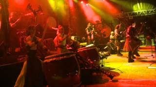 "Corvus Corax feat. Wadokyo - ""Havfrue"" live at Summer Breeze 2012"