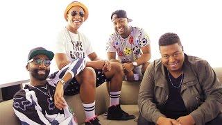 Riky Rick, DJ Speedsta, Cassper Nyovest and Anatii talk about their Special Somebody