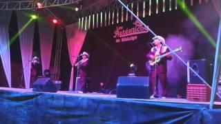 Los Auténticos de Hidalgo en Gonzales Ortega 2015