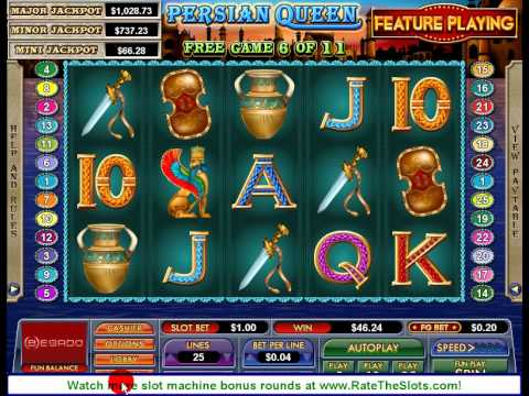 Persian Dreams Slot - Now Available for Free Online