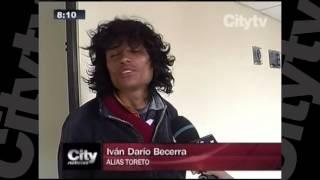 Alias Toreto, al pabellón psiquiátrico de la Modelo| CityTv | City Noticias 8 | Enero 21