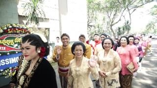 Alam Sutera Sports Center Wedding - Albi & Aryo