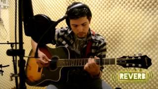 Studio Report #7 - Victor Lopez - Guitarra Acustica #2 -  Ahora tu (Malu Cover)