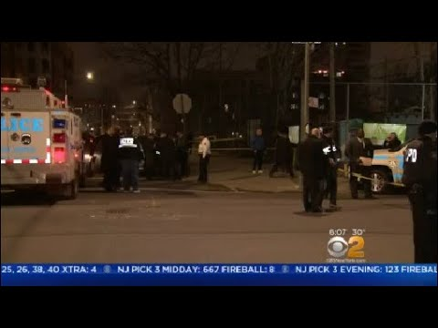 Police Shooting In The Bronx