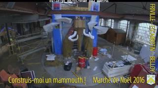 Construis moi un mammouth!