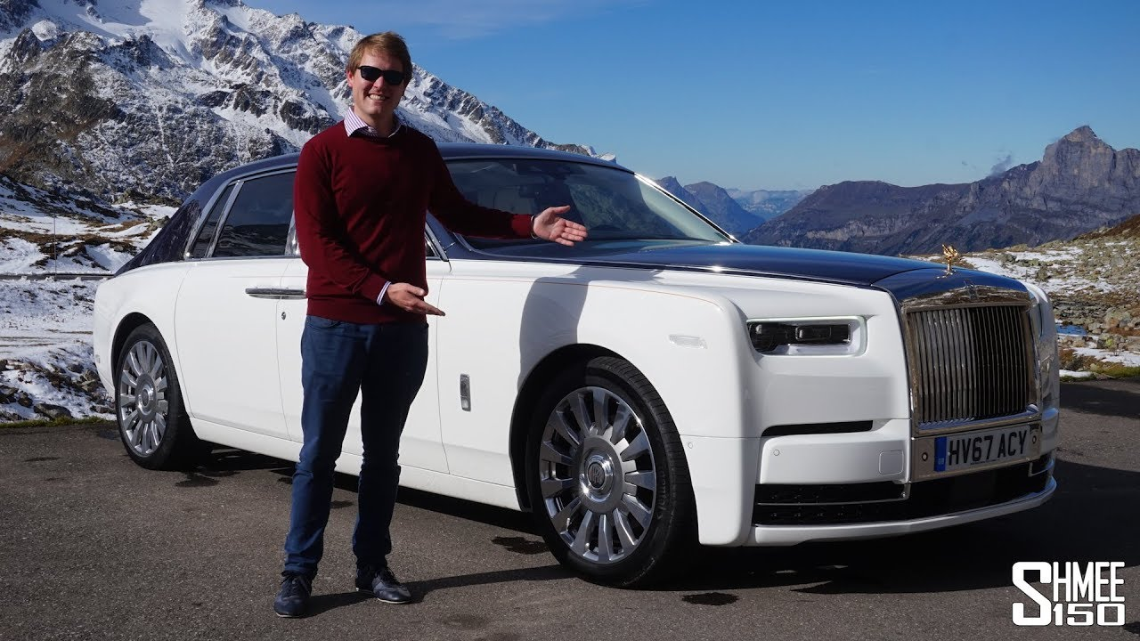 The NEW Rolls-Royce Phantom is the Most Luxurious Car EVER! | REVIEW ...