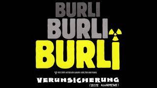 """EAV - Erste Allgemeine Verunsicherung - Burli 12"""" Radio-Aktiv Mix Extended Maxi Version"""