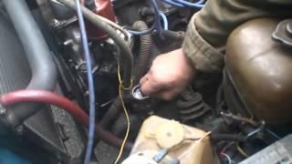 видео Причины почему глохнет машина на ходу Ваз Lada 2101 2102 2103 2104 2105 2106 2107