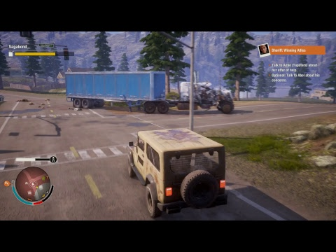 State Of Decay 2 Shenanigans