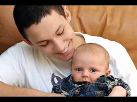 Young dad: I'm glad I became a father at 15