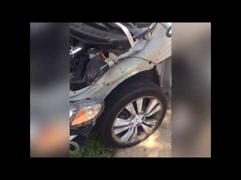 How To Remove 2006,2007,2008,2009,2010 & 2011 Honda Civic Front Fender (Easy Instructions)