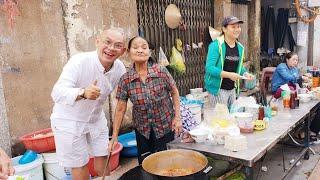 Food For Good Eps 136  51 năm bún riêu dì Sang 15k 1 tô mưa nắng gì cũng ráng mở bán cho mấy đứa nhỏ