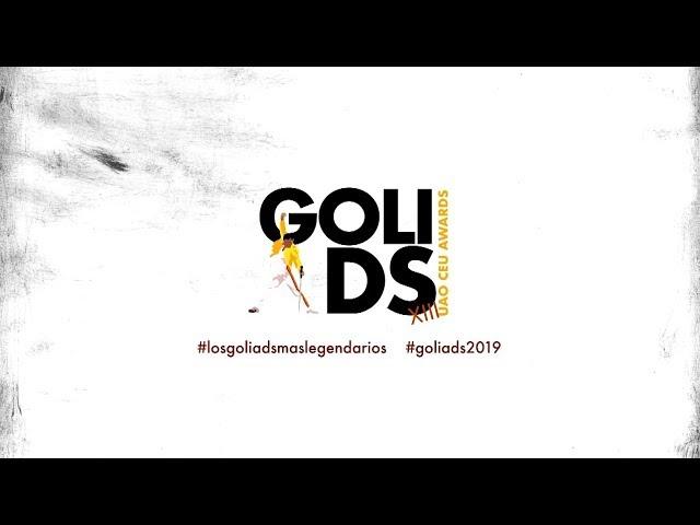 Gala completa GoliADs XIII 2019